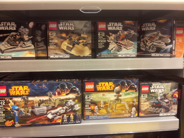 New Sets at LEGO Stores! | brickplate